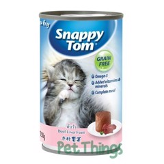 Baby Snappy Tom Beef Liver Feast 150g