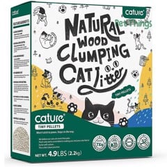 Cature Clumping Tiny Pellets