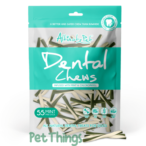 Altimate Pet Dental Chews Dental Chews 55 mini stick 150g