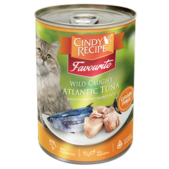 Cindy's recipe Atlantic Tuna 400g