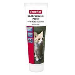 Beaphar Multi-Vitamin Paste for cats 100g