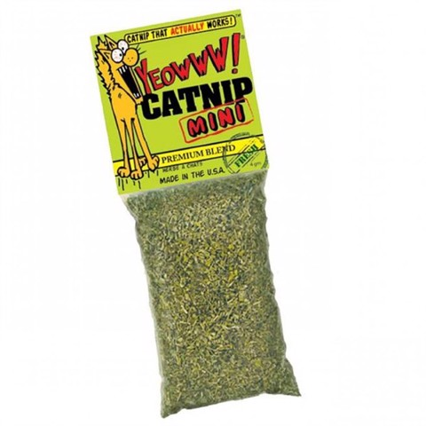 Yeowww! Organic Mini Catnip 4g bag