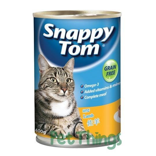Snappy Tom Lamb 400g