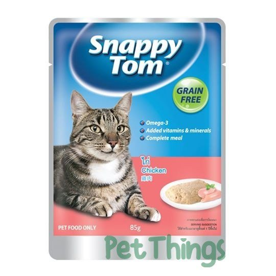 Snappy Tom Chicken 85g