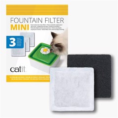 Catit Mini Flower Filter 3pcs (1.5L)