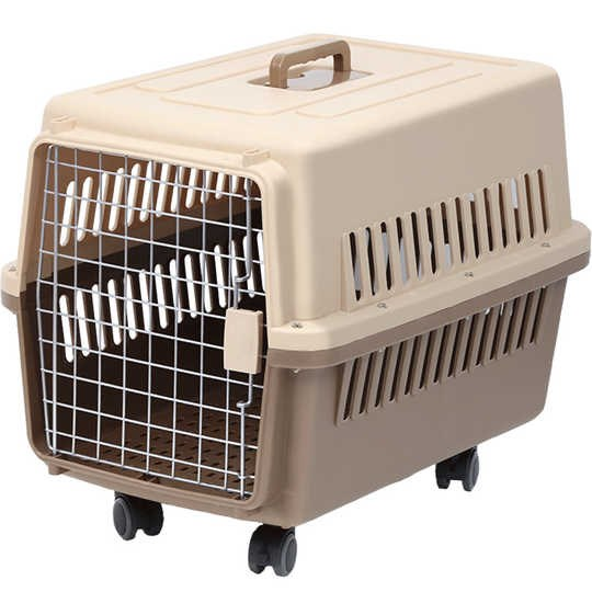 Lồng vận chuyển cho thú cưng size XL 66 x 47 x 53 cm