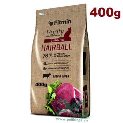 Fitmin Cat Purity Hairball