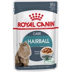 Royal Canin pate Hairball Care in gravy