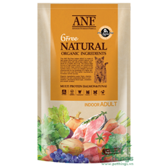 ANF Cat 6 Free Natural Indoor Adult