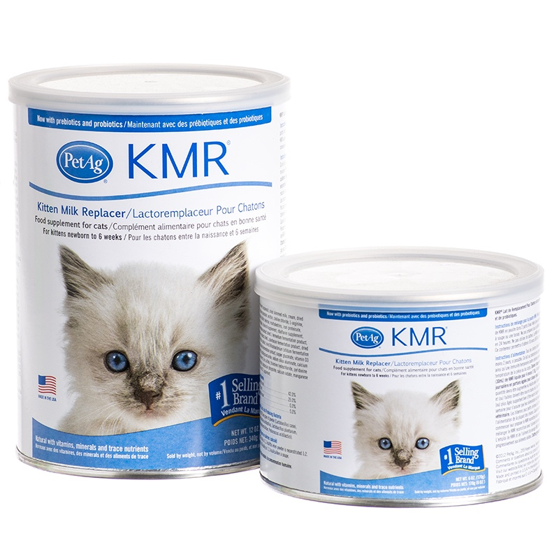 PetAg KMR® Kitten Milk Replacer Powder
