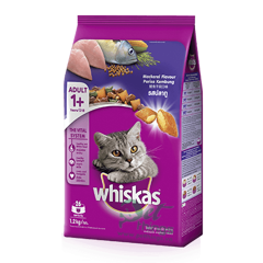 Whiskas Adult 1+ Mackerel