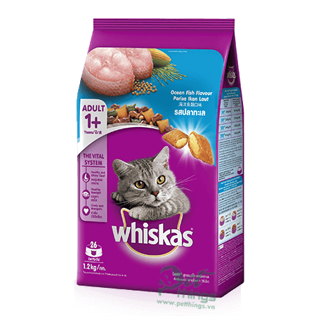 Whiskas Adult 1+ Ocean Fish