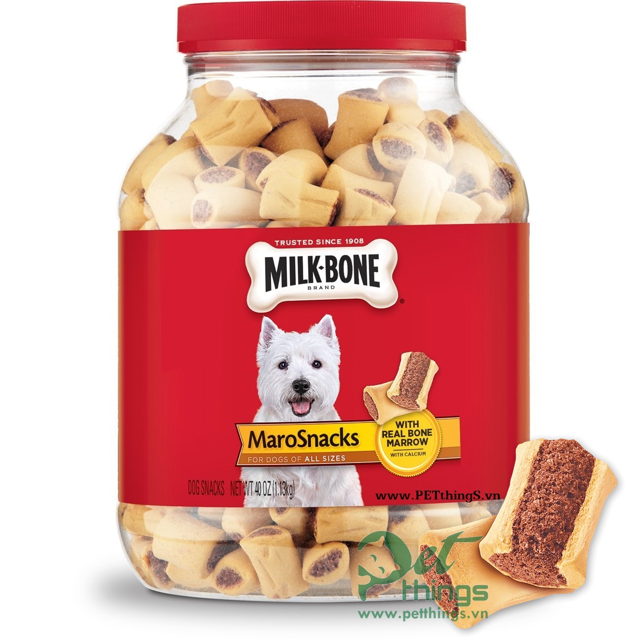 Milk-Bone MaroSnacks Dog Treats