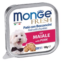 Monge Fresh Maiale Pork 100g