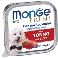 Monge Fresh Tuna 100g