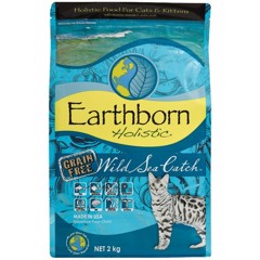 Earthborn Cat Wild Sea Catch Fish