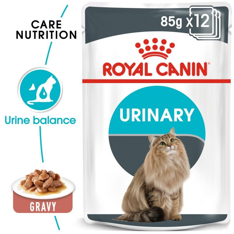 Royal Canin Cat URINARY Care Gravy 85g