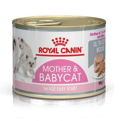 Royal Canin Mother & Baby Cat 195g