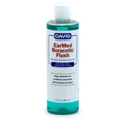 DAVIS EarMed Boracetic Flush 355ml