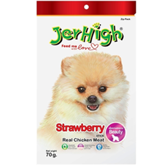 Jerhigh Strawberry 70g