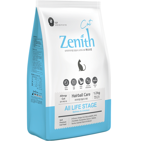 Zenith Soft Premium for Cat Hairball Control