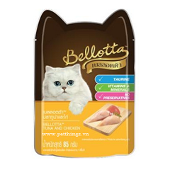 Bellotta Tuna & Chicken