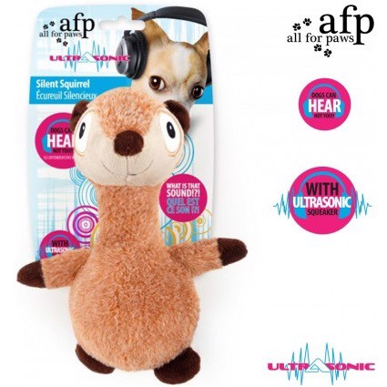 AFP Ultrasonic Silent Squirrel