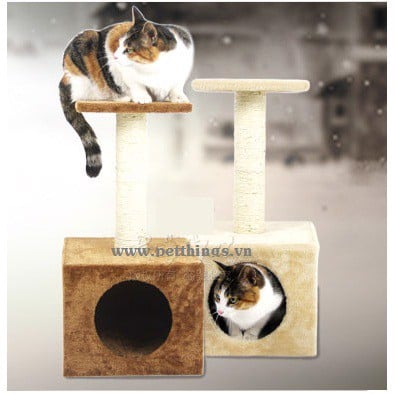 Cat tree DIMA 30x30x55cm