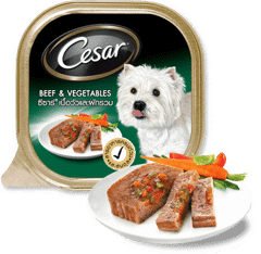 Cesar Beef & Vegetable 100g