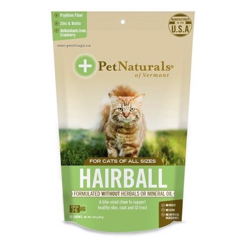 Pet Natural of Vermont Hairball