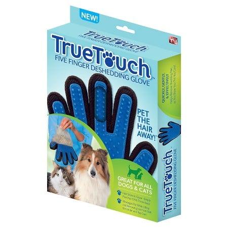 Bao tay chải lông TRUE TOUCH Deshedding Glove