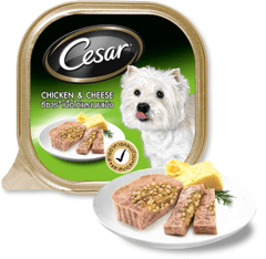 Cesar Chicken & Cheese 100g