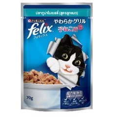 Felix Kitten Tuna in Jelly 70g