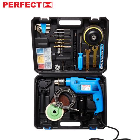 Bộ dụng cụ máy khoan đa năng Perfect PF-ID179