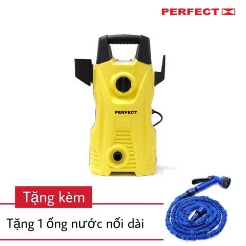 Máy phun xịt rửa xe cao áp Perfect PF-MO7050 + TẶNG KÈM ống nước nối dài