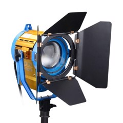 LED FRESNEL spotlight 1000W CD-1000WS