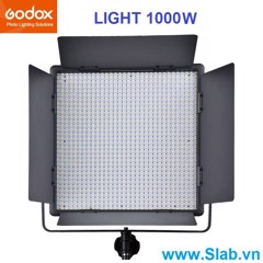 LED GODOX VIDEO LIGHT 1000w