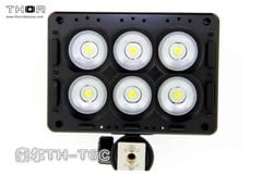 Thor Led Videolight TH-T6C
