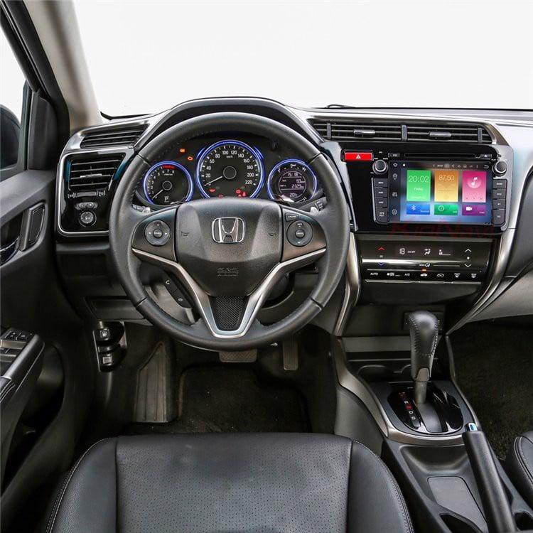 Màn hình Kiri xe Honda City 2014 - 2017