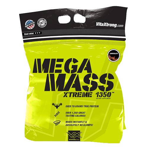 Sữa tăng cân - Mass Gainer - VX MEGA MASS 12lbs