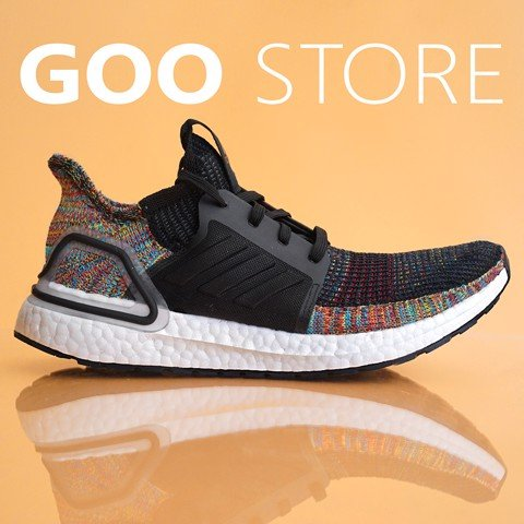 Ultra boost 5.0 Multicolor