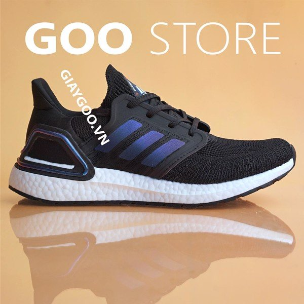 Ultra Boost 20 Consortium Core Black 1:1