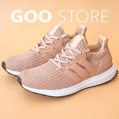 Giày ultra boost 4.0 Hồng Nude