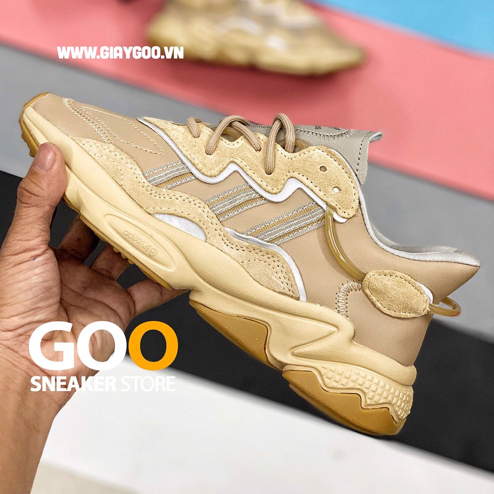 Adidas Ozweego  'Beige' Light Brown / Pale Nude 1:1