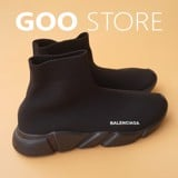 Balenciaga Speed Trainer đen full