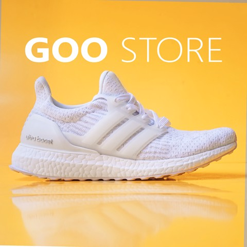 Giày Adidas Ultra Boost 3.0 Trắng all white