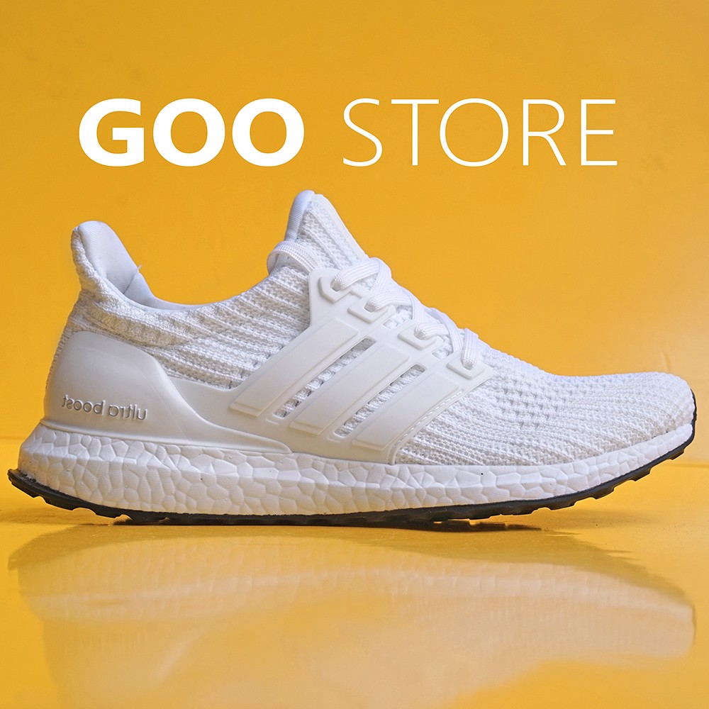 Ultra Boost 4.0 Trắng