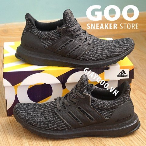 ultra boost 4.0 triple black