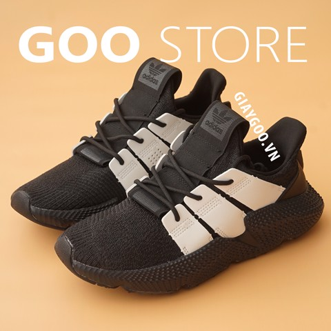 Adidas Prophere Đen Trắng