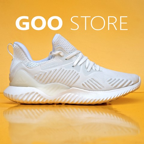 giày Alphabounce Beyond Trắng